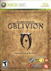 Elder Scrolls IV Oblivion [Collector's Edition] - Xbox 360