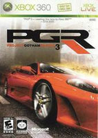 Project Gotham Racing 3 - Xbox 360