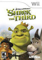 Shrek the Third - Wii