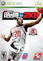 College Hoops 2K8 - Xbox 360