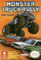 Monster Truck Rally - NES - Boxed