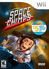 Space Chimps - Wii