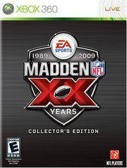 Madden 2009 20th Anniversary Edition - Xbox 360
