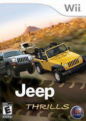 Jeep Thrills - Wii