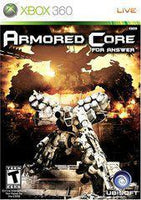 Armored Core For Answer - Xbox 360 - Disc Only