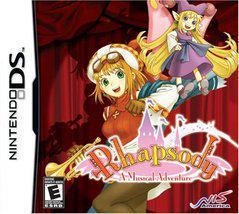 Rhapsody A Musical Adventure - Nintendo DS