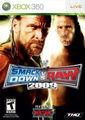 WWE SmackDown vs. Raw 2009 - Xbox 360