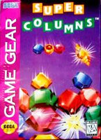 Super Columns - Sega Game Gear - Boxed