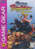 Virtua Fighter Animation - Sega Game Gear - Boxed