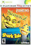 Shrek 2 and Shark Tale 2 in 1 - Xbox