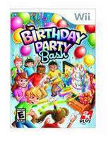 Birthday Party Bash - Wii