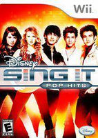 Disney Sing It: Pop Hits - Wii