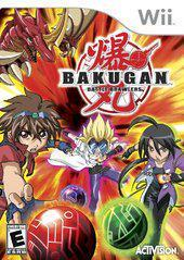 Bakugan Battle Brawlers - Wii