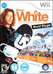 Shaun White Snowboarding: World Stage - Wii