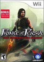 Prince of Persia: The Forgotten Sands - Wii