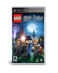 LEGO Harry Potter: Years 1-4 - PSP