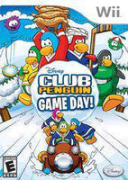 Club Penguin: Game Day - Wii