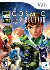Ben 10: Ultimate Alien Cosmic Destruction - Wii