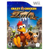 Crazy Chicken Tales - Wii