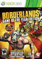 Borderlands [Game of the Year] - Xbox 360