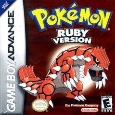 Pokemon Ruby - GameBoy Advance - Boxed