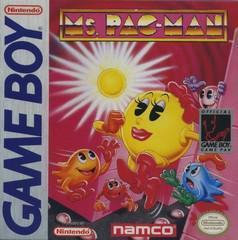 Ms. Pac-Man - GameBoy - Boxed