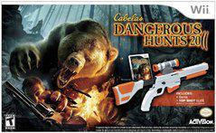 Cabela's Dangerous Hunts 2011 Bundle - Wii