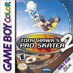 Tony Hawk 2 - GameBoy Color - Boxed