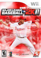 Major League Baseball 2K11 - Wii