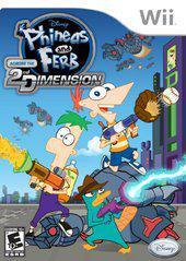 Phineas and Ferb: Across the Second Dimension - Wii