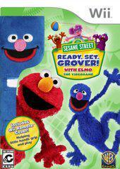 Sesame Street: Ready, Set, Grover! - Wii
