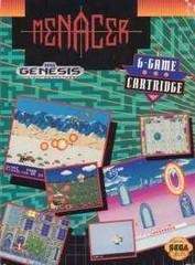 Menacer: 6-Game Cartridge - Sega Genesis