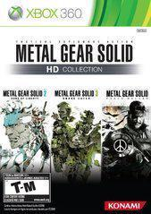 Metal Gear Solid HD Collection - Xbox 360