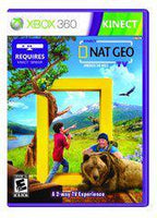 Nat Geo TV for Kinect - Xbox 360