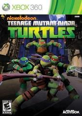 Teenage Mutant Ninja Turtles - Xbox 360