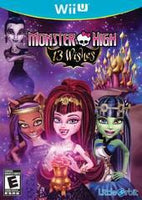 Monster High: 13 Wishes - Wii U