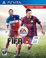 FIFA 15: Legacy Edition - PlayStation Vita