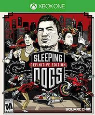 Sleeping Dogs: Definitive Edition - Xbox One