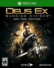 Deus Ex: Mankind Divided - Xbox One