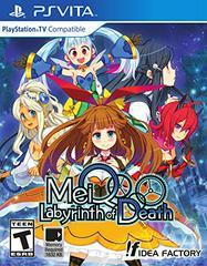 MeiQ Labyrinth of Death - PlayStation Vita