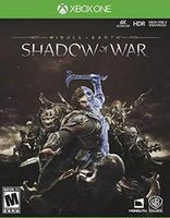 Middle Earth: Shadow of War - Xbox One