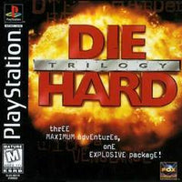Die Hard Trilogy - Playstation - Disc Only