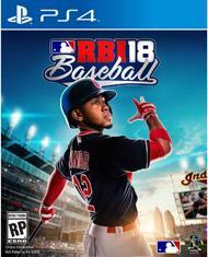 RBI Baseball 18 - Playstation 4