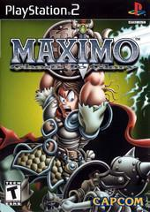 Maximo Ghosts to Glory - Playstation 2 - Disc Only