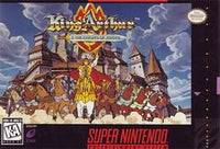 King Arthur and the Knights of Justice - Super Nintendo - Boxed