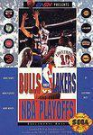 Bulls vs Lakers and the NBA Playoffs - Sega Genesis