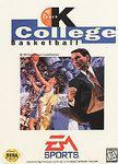 Coach K College Basketball - Sega Genesis