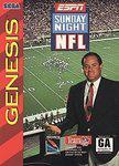 ESPN Sunday Night NFL - Sega Genesis