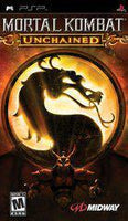 Mortal Kombat Unchained - PSP