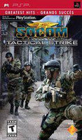 SOCOM US Navy Seals Tactical Strike - PSP